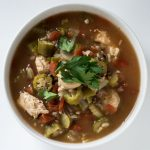 Easy Chicken Gumbo Soup